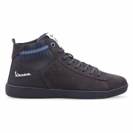 Vespa New Wave Hi Top Trainers