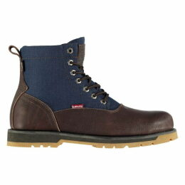 Levis Logan Canvas Boots