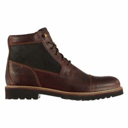 Rockport Marshall Cap Toe Boots