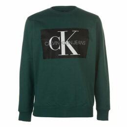 Calvin Klein Jeans Mono Crew Sweater