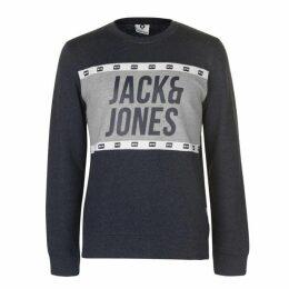 Jack and Jones Core Jcopassion Crew Sweater