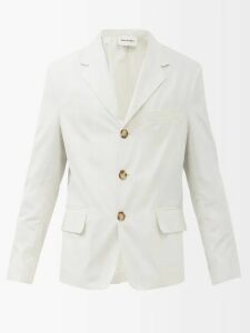 5 Moncler Craig Green - Snook Down Filled Gilet - Mens - Black