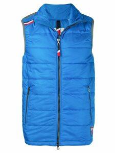 Rossignol Palmares gilet jacket - Blue