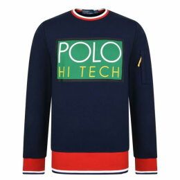 Polo Ralph Lauren Hi Tech Crew Sweatshirt