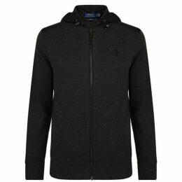 Polo Ralph Lauren Nylon Hooded Sweatshirt