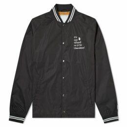 Liberaiders Devi Stadium Jacket Black