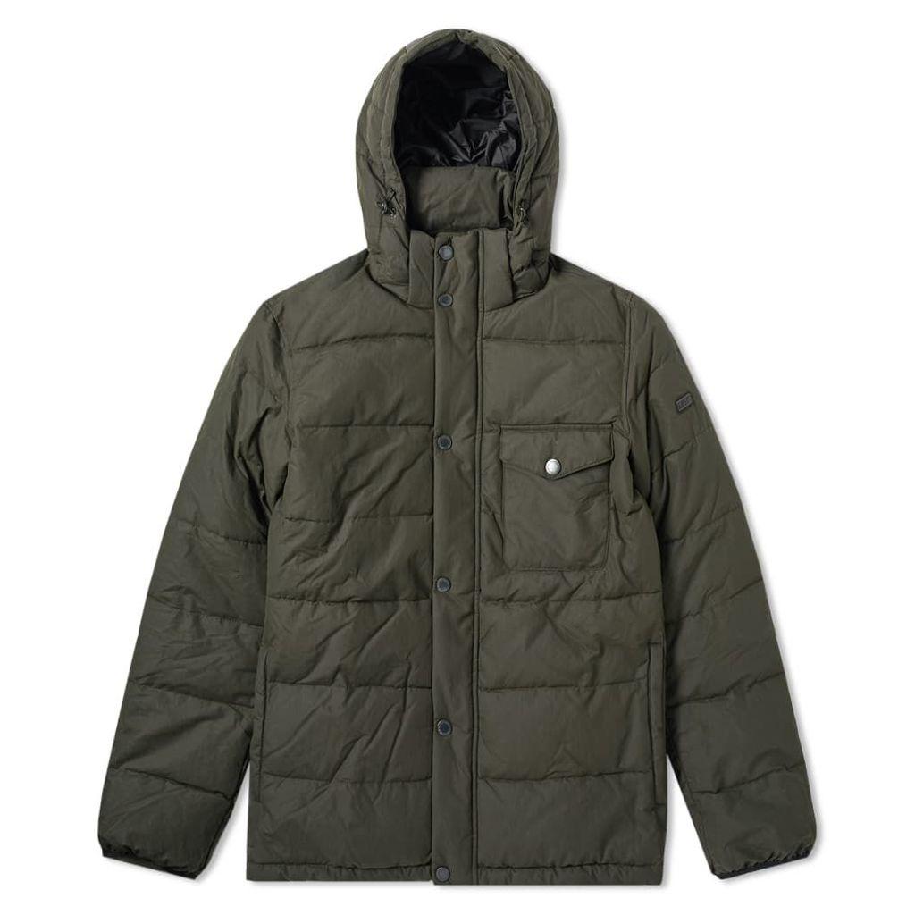 Barbour Pivot Quilt Jacket Sage