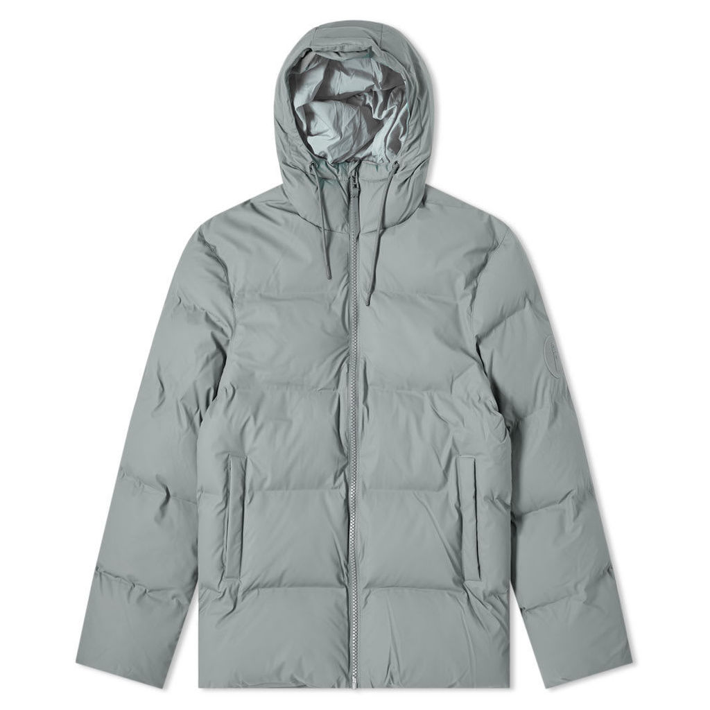 Rains Puffer Jacket Stone