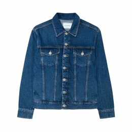 DUARTE - Blue Classic Denim Jacket