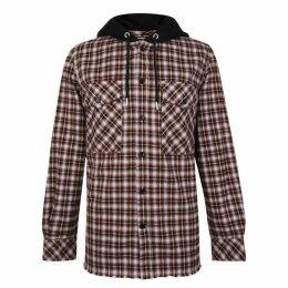 Diesel Bonny Hooded Shirt Sweatshirt