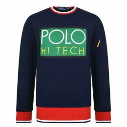 Polo Ralph Lauren Hi Tech Crew Sweatshirt