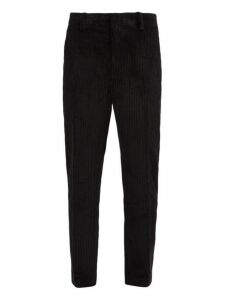 Isabel Marant - Teeker Corduroy Trousers - Mens - Black