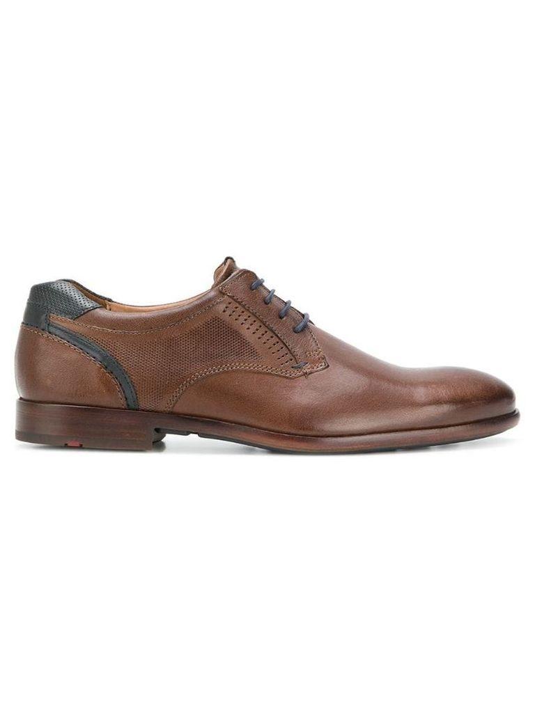 Lloyd Derby shoes - Brown