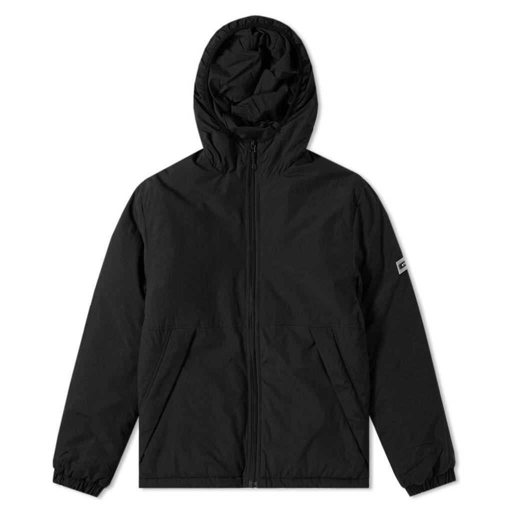 Stussy Insulated Hooded Jacket Black