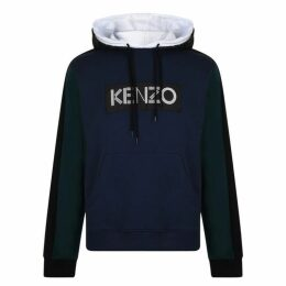 Kenzo Sport Logo Hooded Sweatshirt