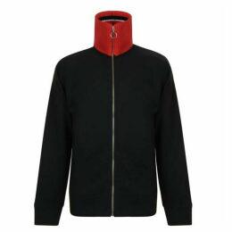 Hilfiger Collection Knit Collar Sweatshirt