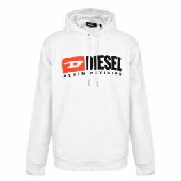 Diesel Jeans Basic Logo Hooded Sweatshirt