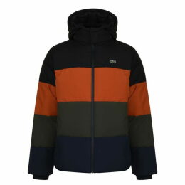Lacoste Block Padded Jacket