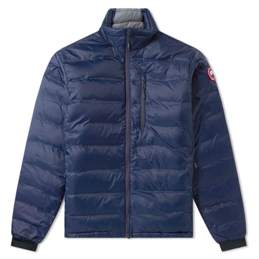Canada Goose Lodge Jacket Admiral Blue