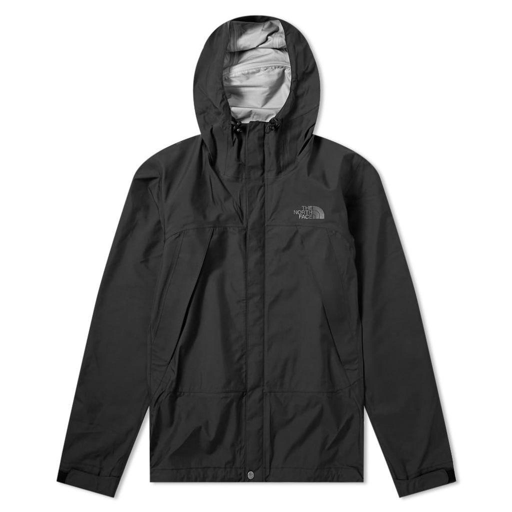 Junya Watanabe MAN x The North Face Print Wind Jacket Black