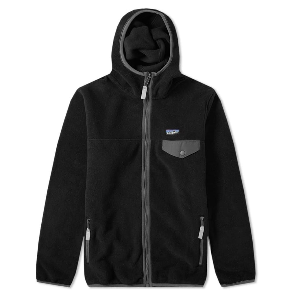 Patagonia Synchilla Snap-T Hoody Black