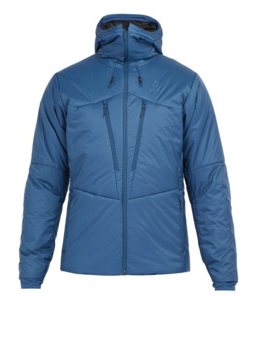 Blackyak - Cinisara Hooded Ski Jacket - Mens - Light Blue