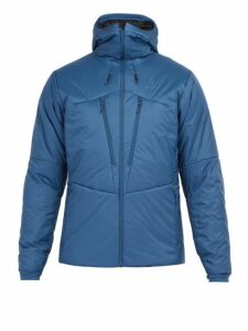 Blackyak - Cinisara Hooded Ski Jacket - Mens - Light Blue