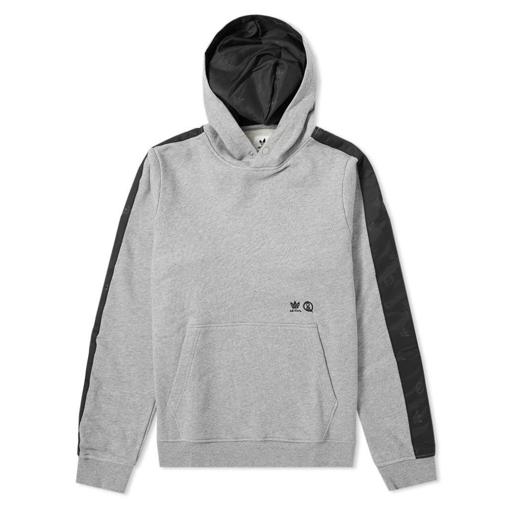 Adidas UAS Pullover Hoody Medium Grey Heather