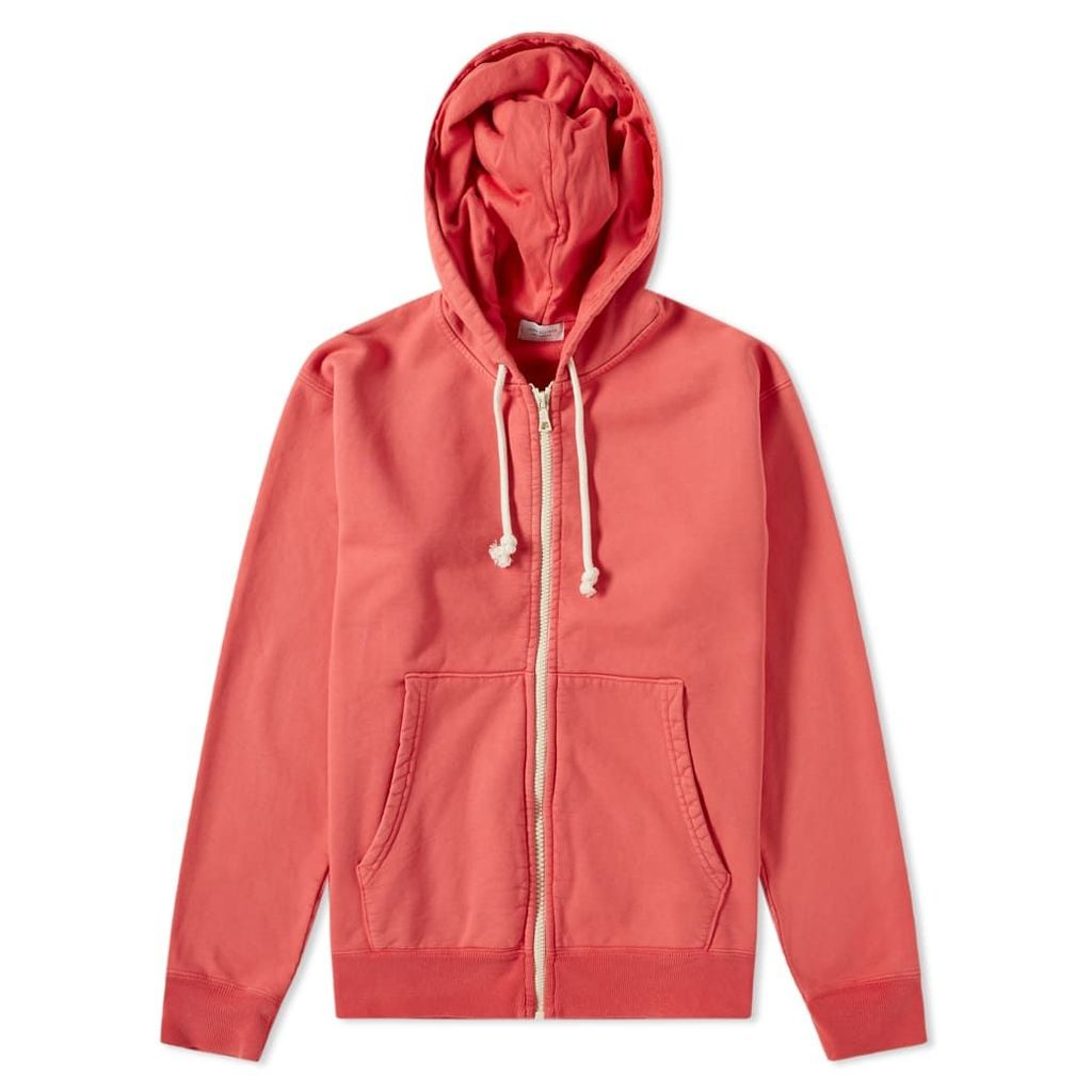 John Elliott Replica Hoody Washed Red