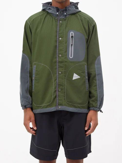 Rag & Bone - Slim Fit Cotton Blend Chino Trousers - Mens - Beige