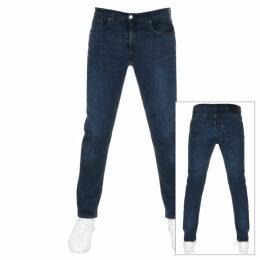 Levis 512 Slim Tapered Jeans Blue