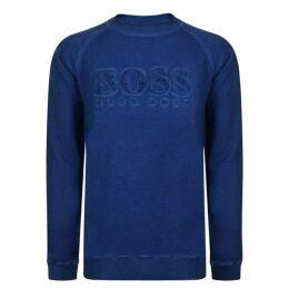 Boss Wayman Logo Sweatshirt