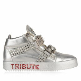 Giuseppe Zanotti Michael Jackson Tribute Project High Top Trainers