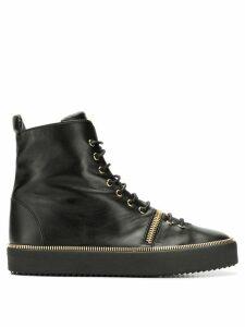 Giuseppe Zanotti Barton boots - Black