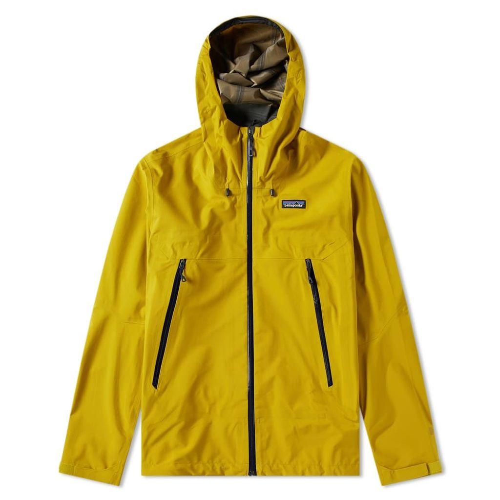 Patagonia Cloud Ridge Jacket Textile Green