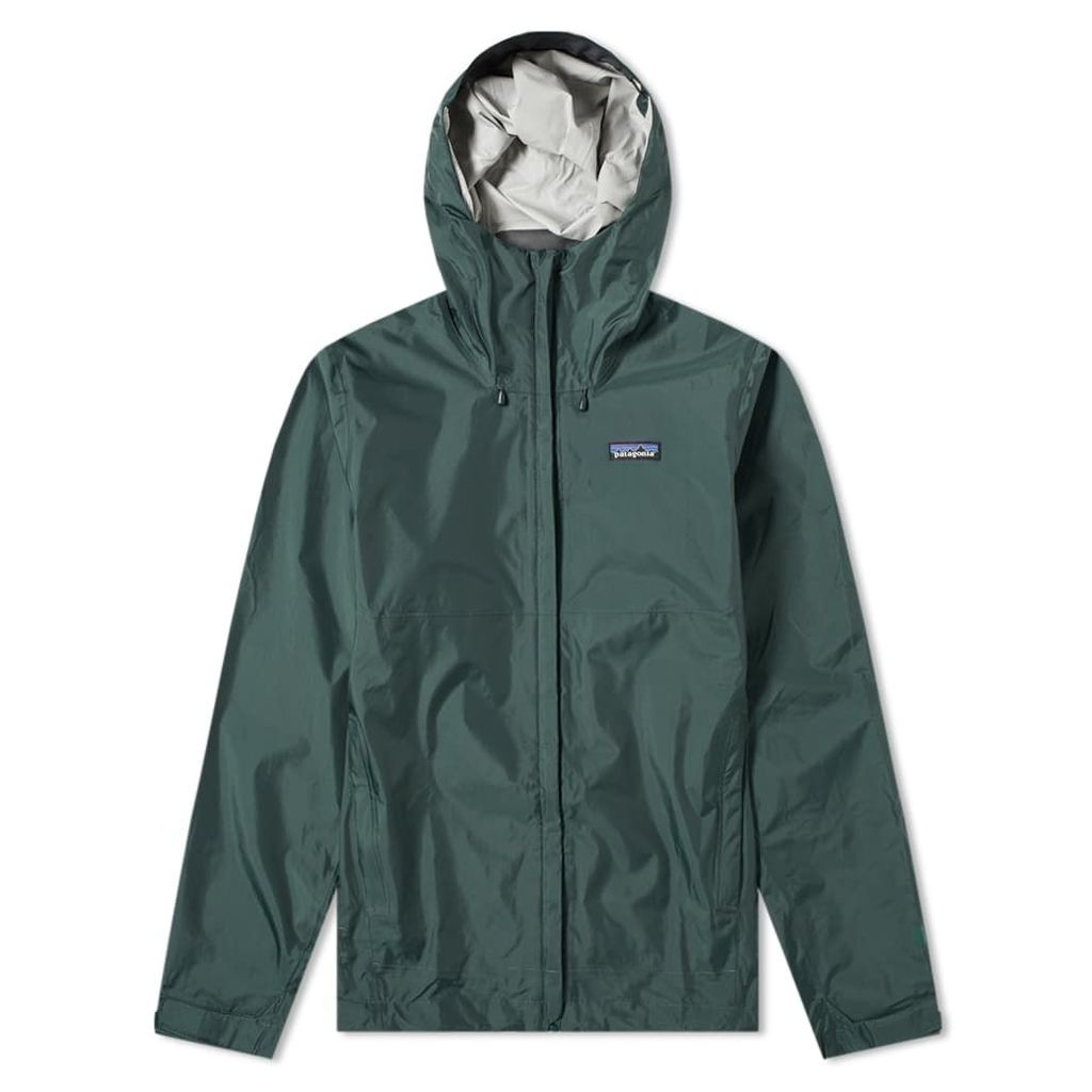 Patagonia Torrentshell Jacket Micro Green