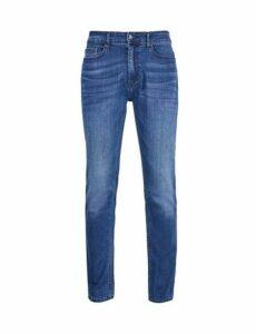 Mens Air Blue Blake Slim Fit Jeans, Blue