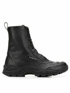 Rombaut Boccaccio lace-up boots - Black