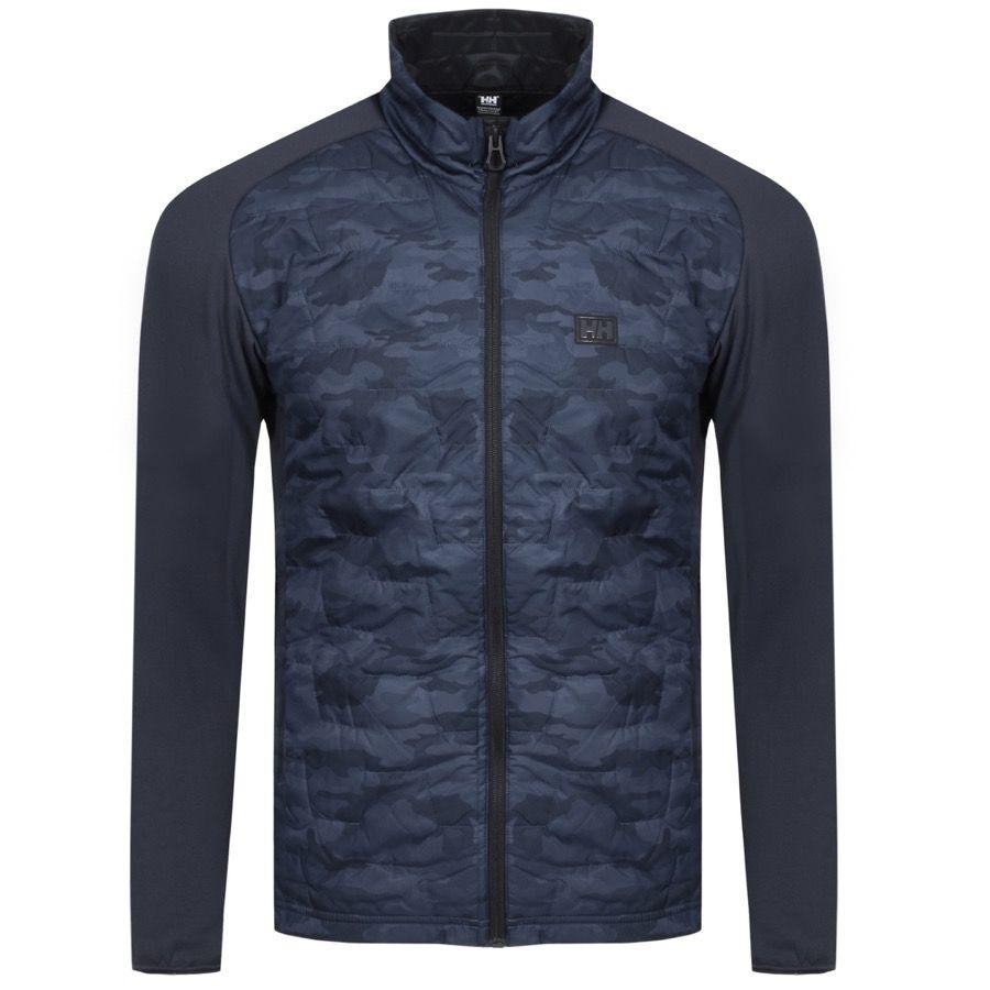 Helly Hansen Lifaloft Hybrid Jacket Blue