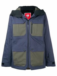 Rossignol Type jacket - Blue