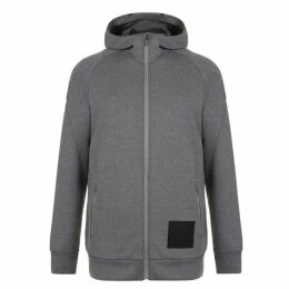 Calvin Klein Performance Zip Through Hooded Sweatshirt