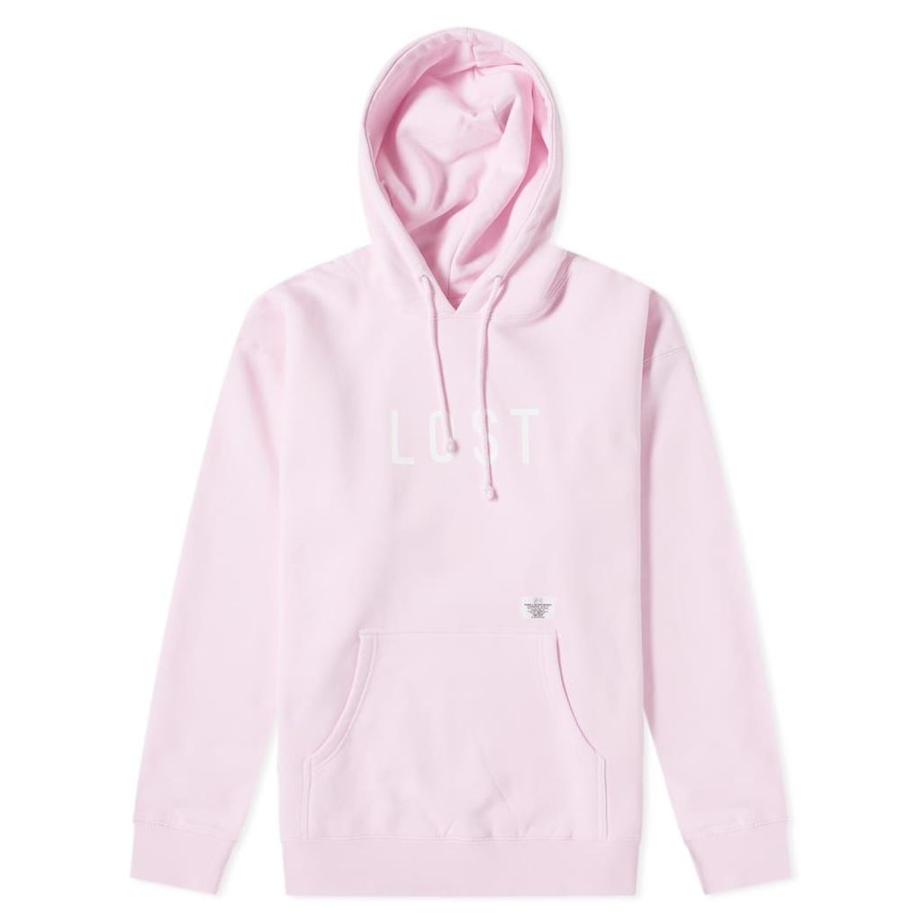 Bedwin & The Heartbreakers David Lost Pullover Hoody Pink