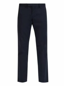 Polo Ralph Lauren - Cotton Blend Chino Trousers - Mens - Navy