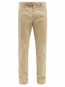 Polo Ralph Lauren - Cotton Blend Chino Trousers - Mens - Beige