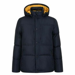 Calvin Klein Menswear Hooded Down Puffer Jacket
