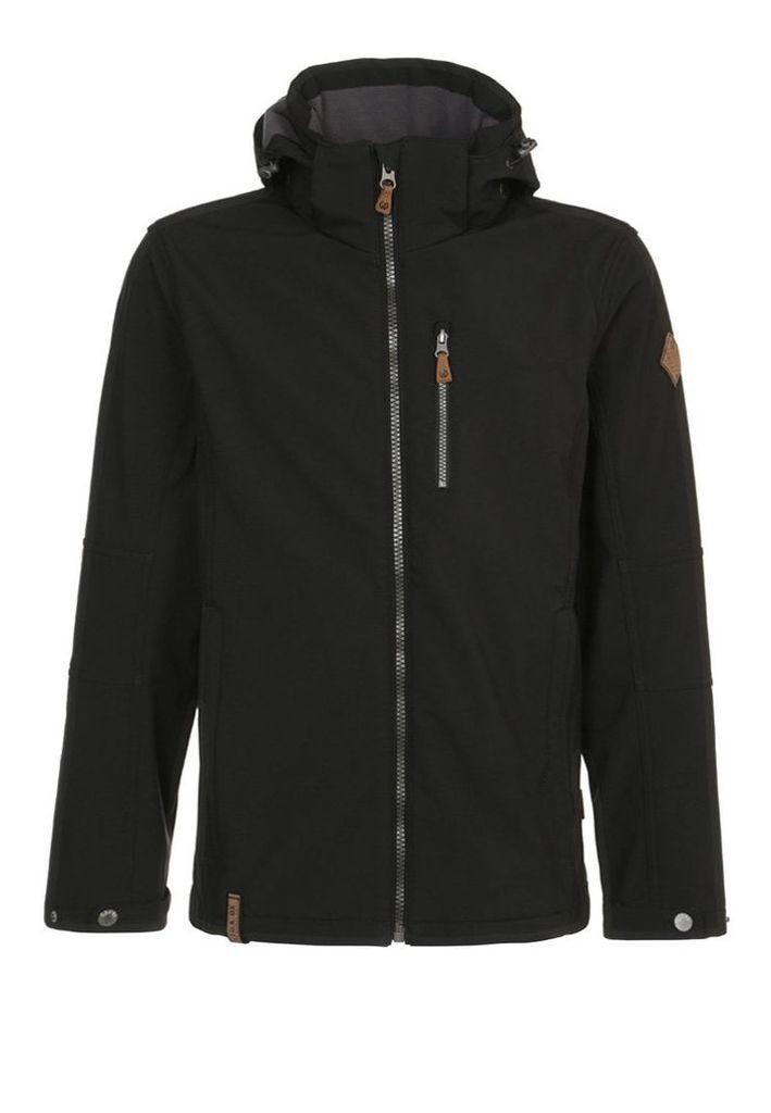 14cee72b3a7209 G.I.G.A. DX ZIKAYO Soft shell jacket schwarz by G.I.G.A. DX