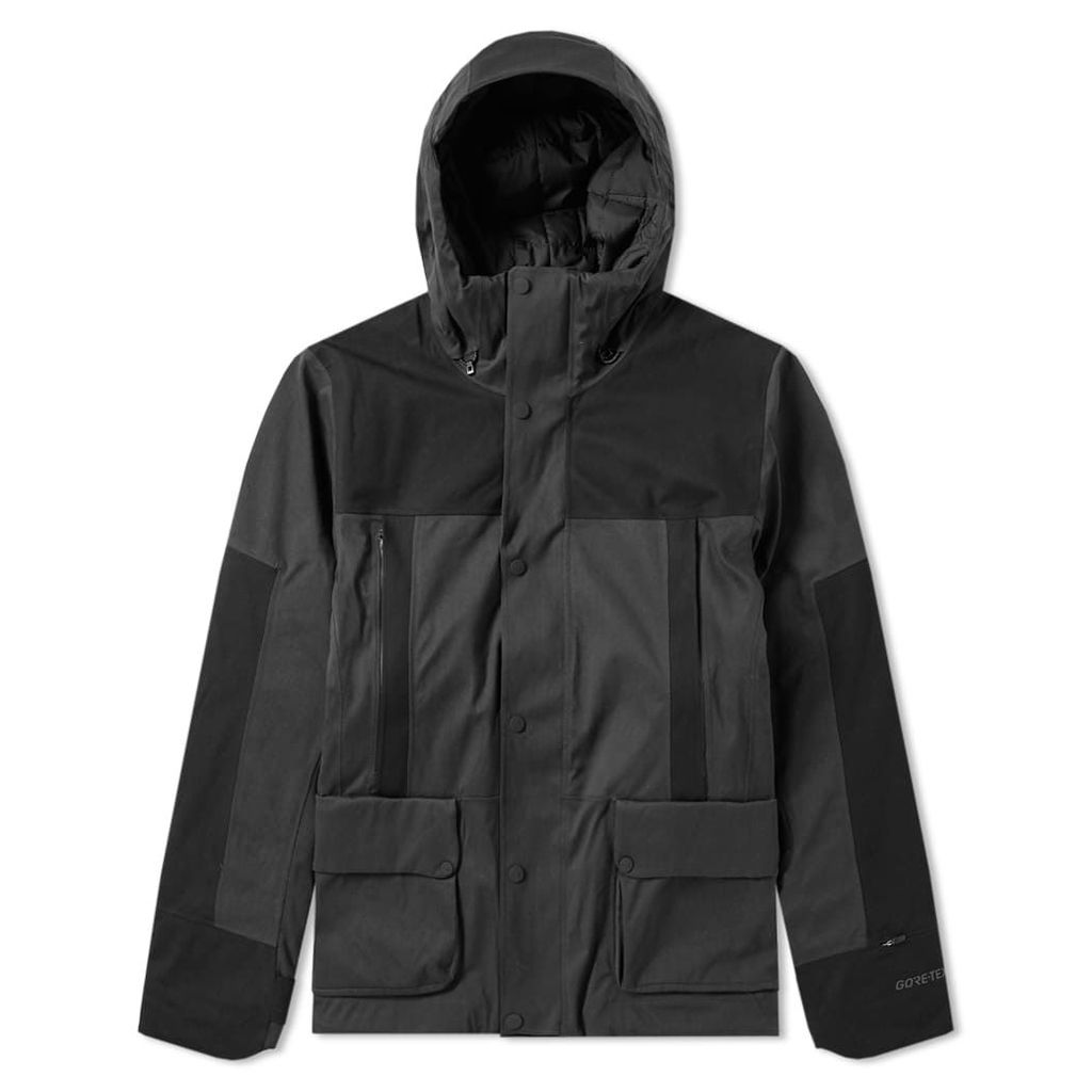 The North Face Cryos Gore-Tex Insulated Mountain Jacket Weathered Black