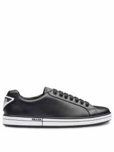 Prada Leather sneakers - Black