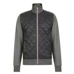Tommy Hilfiger Quilted Zip Jacket