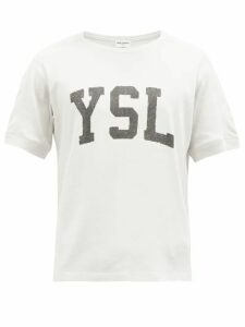 Desmond & Dempsey - Desmond Cotton Pyjama Trousers - Mens - Navy